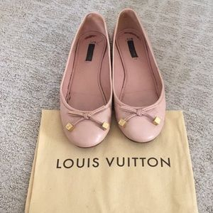 Ballerinas by Louis Vuitton